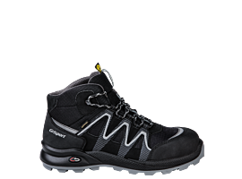 Cross Safety mid cut Gore-Tex S3 black grey